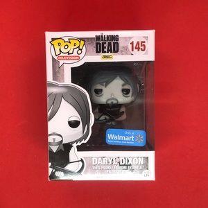 Funko Pop The Walking Dead #145 Daryl Dixon (B&W)
